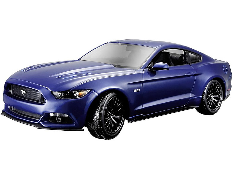 maisto 1 18 special edition ford mustang gt 2015 blau. Black Bedroom Furniture Sets. Home Design Ideas