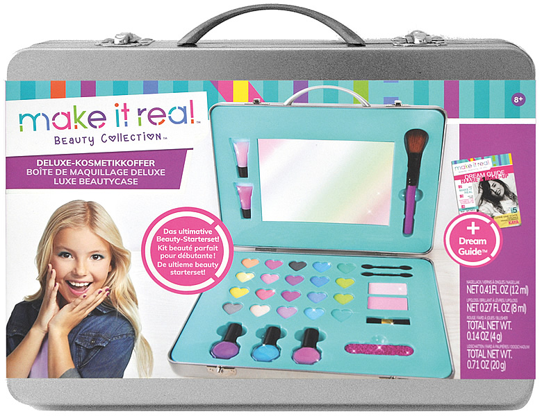 Make It Real Deluxe Cosmetic Case | Frisieren und Kosmetik
