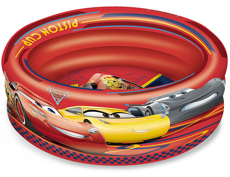 Mondo Disney Cars 3-Ring Pool 100cm | Kinderpool