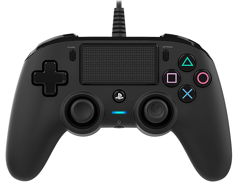 Nacon PS4 Gaming Controller Color Edition Schwarz