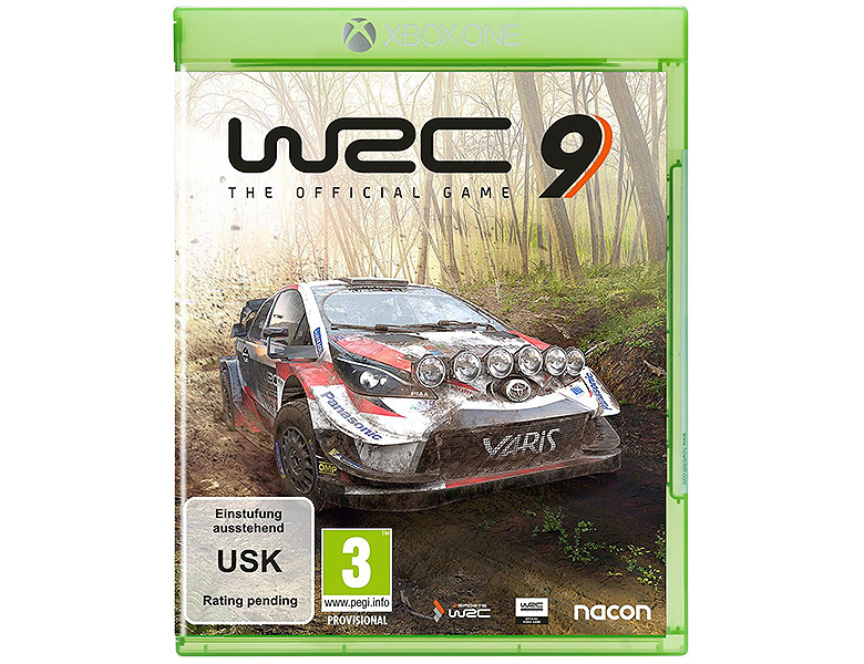 Nacon Xbox One WRC 9