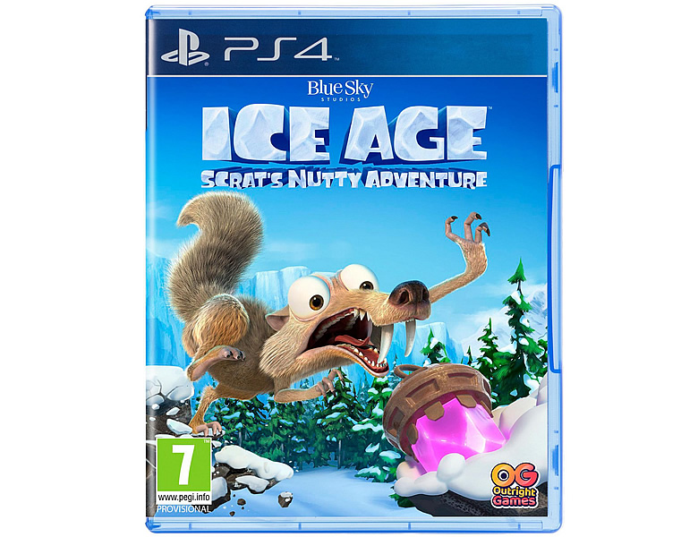Bandai Namco PS4 Ice Age: Scrats Nussiges Abenteuer
