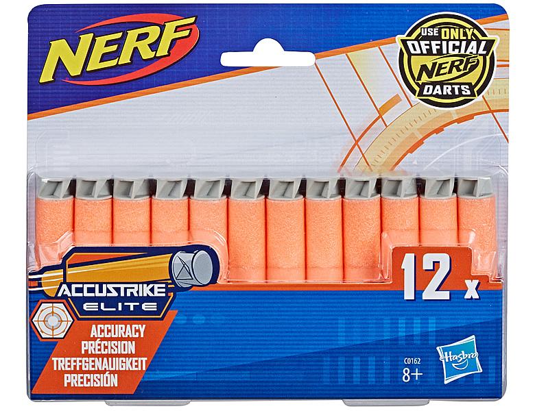nerf n strike accustrike 12er dart nachf llpack blaster. Black Bedroom Furniture Sets. Home Design Ideas