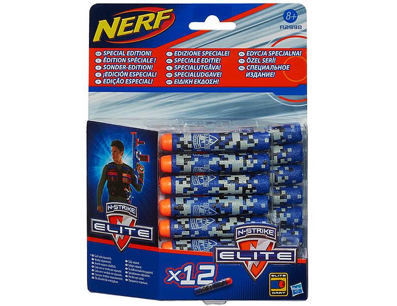 nerf n strike elite deko darts 12er dart nachf llpack. Black Bedroom Furniture Sets. Home Design Ideas