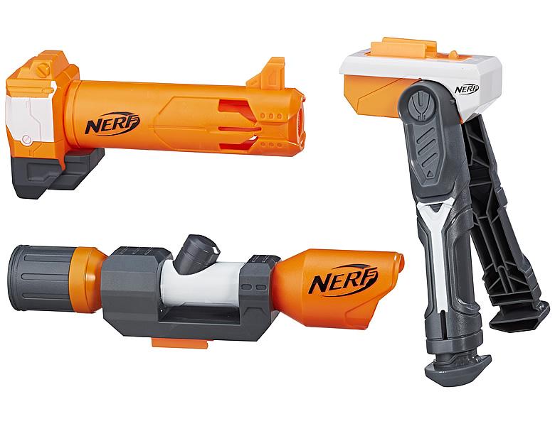 Nerf n strike elite modulus zubehör weitschuss blaster