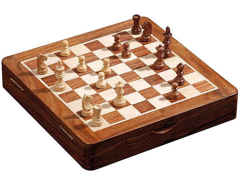 magnetisch Schachkassette Feldgröße 19mm rund