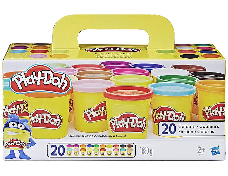 Play-Doh Classic Super Farbenset 20Teile
