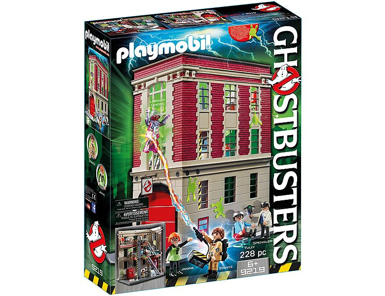 Playmobil Ghostbusters Im Online Shop Meinspielzeug