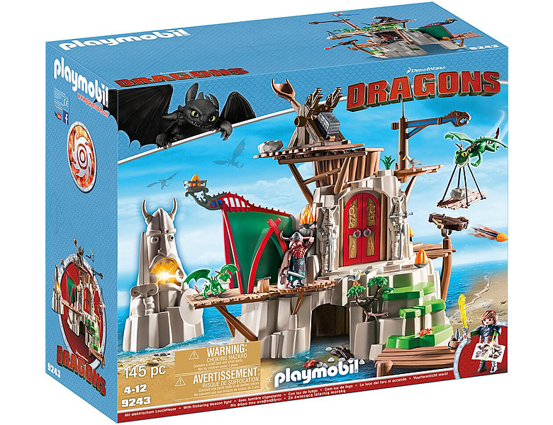 PLAYMOBIL Dragons Berk 9243