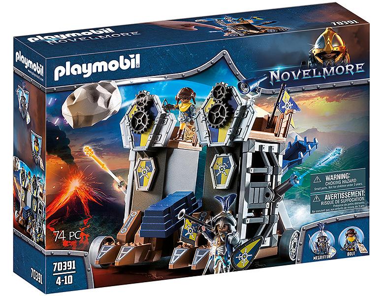 playmobil novelmore mobile katapultfestung