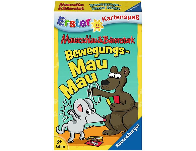 Ravensburger Erster Kartenspaß Wickie Mau-Mau