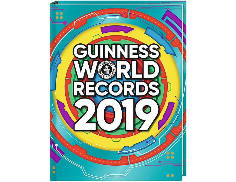 Ravensburger Guinness World Records 2019 | Kinderbücher