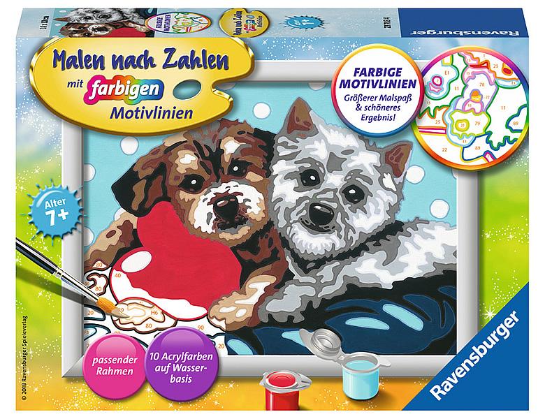 hund zu malen  tier malen