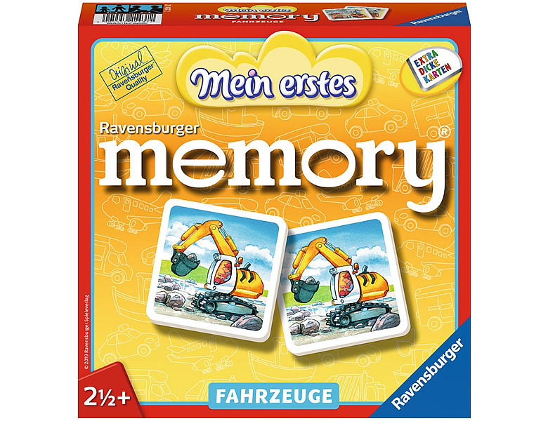 Ravensburger Mein Erstes Memory