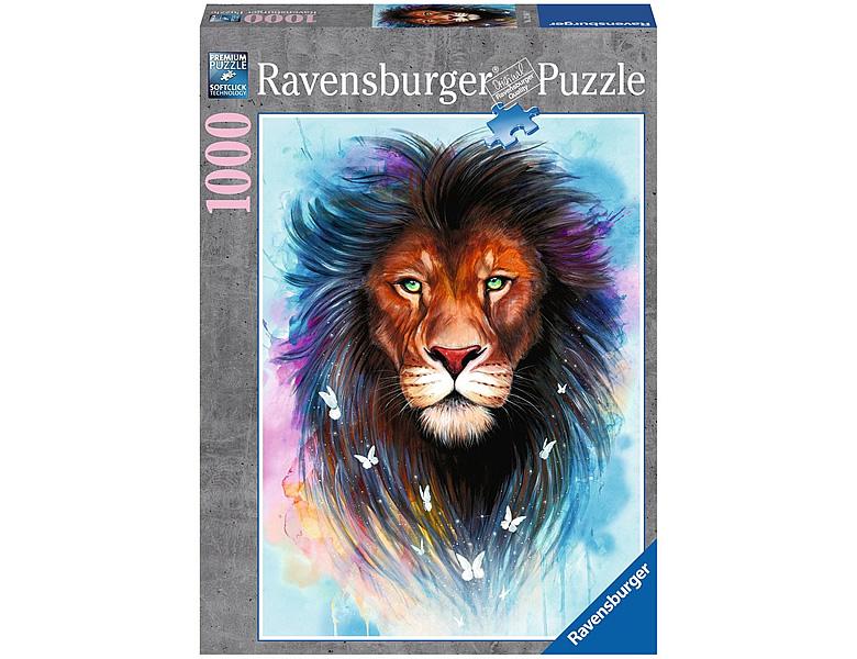 ravensburger puzzle majest tischer l we 1000teile puzzle. Black Bedroom Furniture Sets. Home Design Ideas