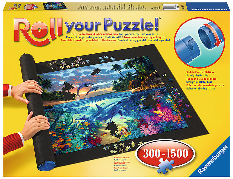 Ravensburger Roll your Puzzle 300-1500