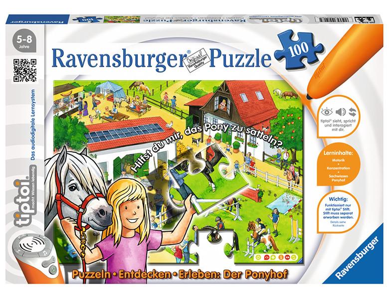 ravensburger tiptoi puzzeln entdecken erleben der. Black Bedroom Furniture Sets. Home Design Ideas
