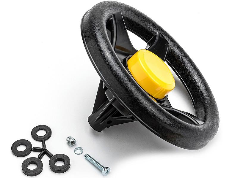 rollytoys lenkrad mit hupe fahrzeuge ersatzteile. Black Bedroom Furniture Sets. Home Design Ideas