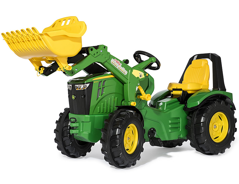 RollyToys rollyX-Trac Premium John Deere 8400R mit Frontlader