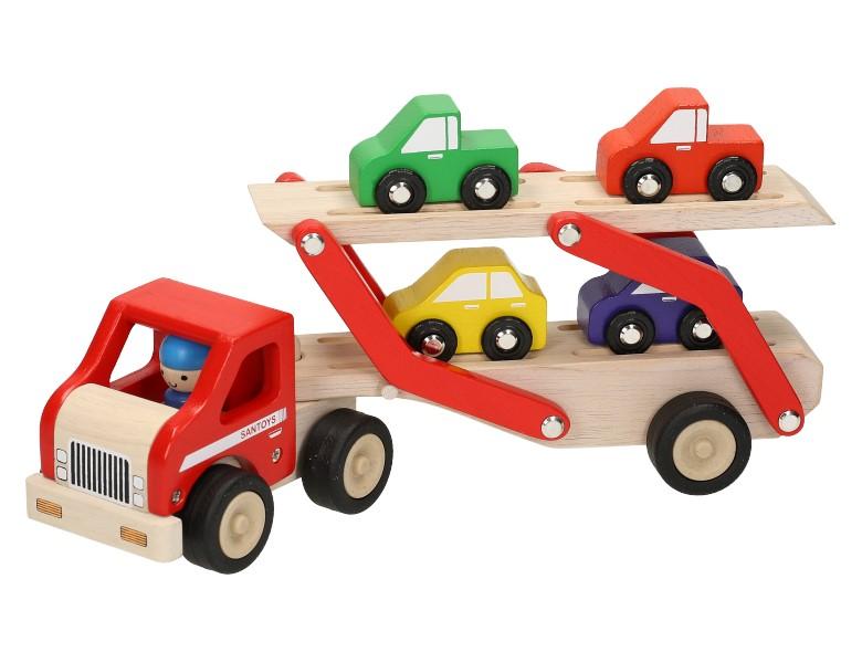 Spielba autotransporter spielzeugautos