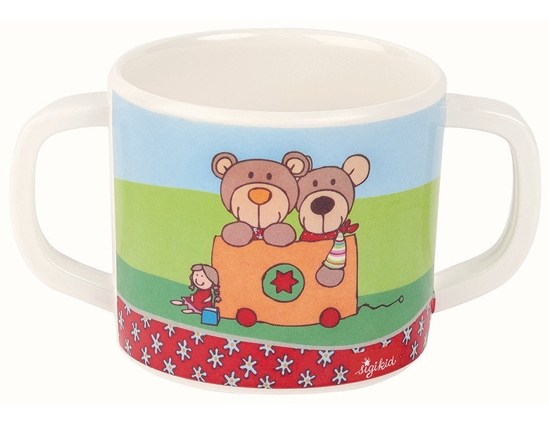 Sigikid Wild an Berry Bears Tasse