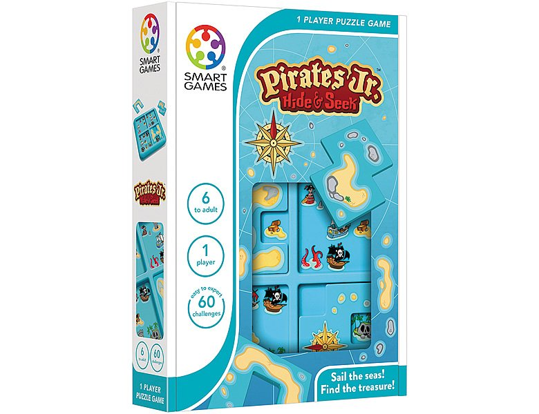 SmartGames Piratenbucht mult