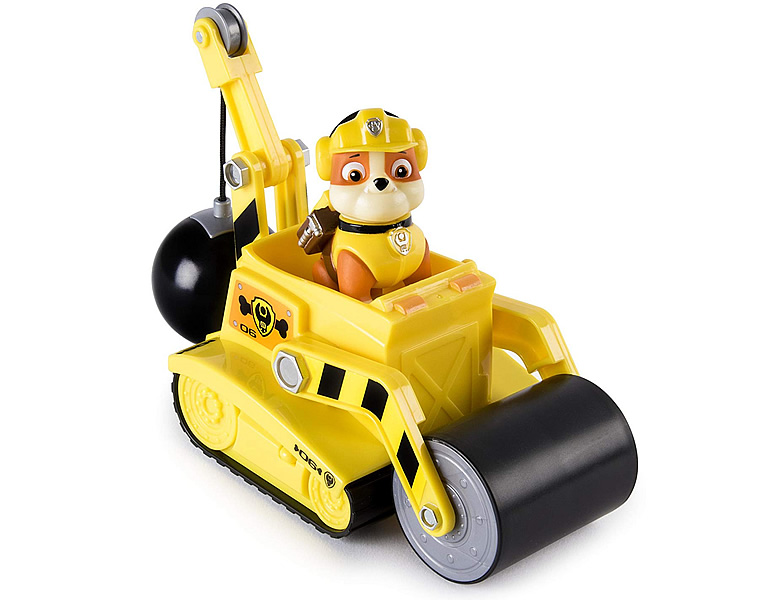 Spinmaster Paw Patrol Rubble's Steam Roller