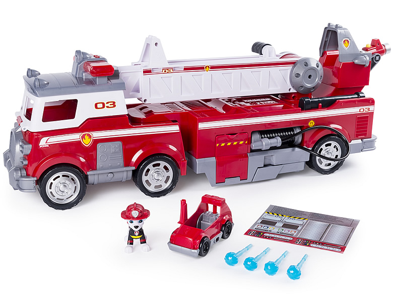Spinmaster Paw Patrol Ultimate Fire Truck