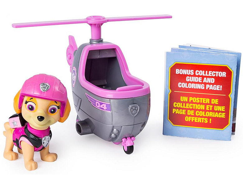 Spinmaster Paw Patrol Ultimate Rescue Skye's Mini Helicopter