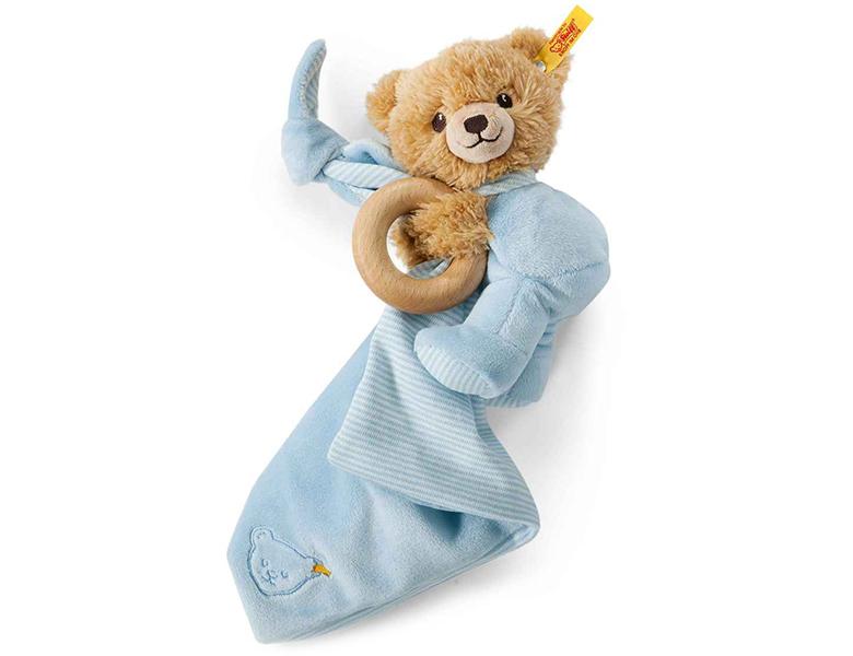Steiff Baby Kollektion Schlaf gut Bär 3 in 1 (16cm)