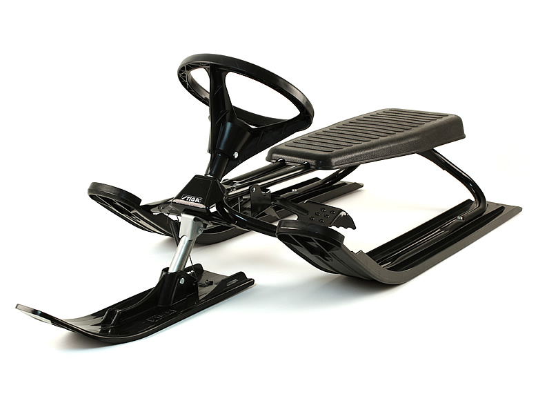Snowracer Classic black