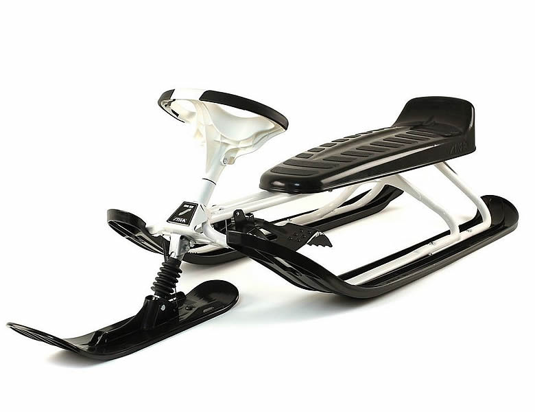 Stiga Snowracer King Size GT Weiss