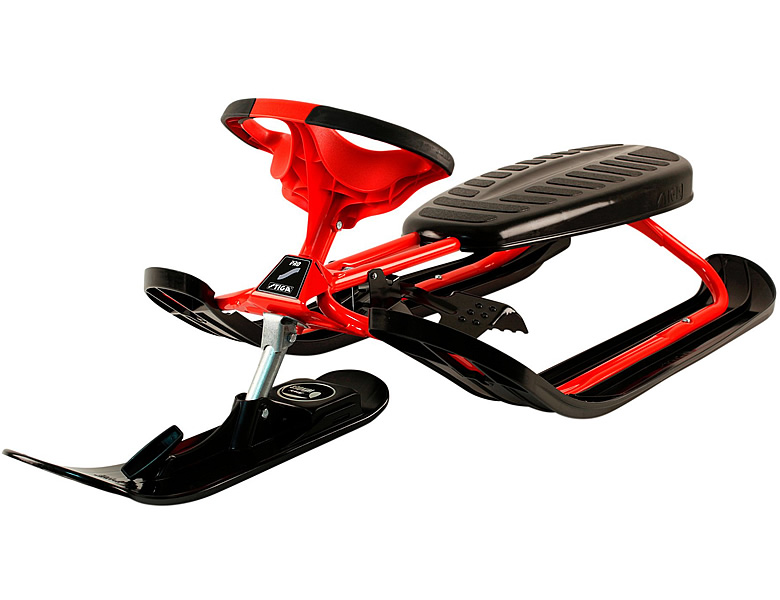 Stiga Snowracer Ultimate Pro Rot | Wintersport