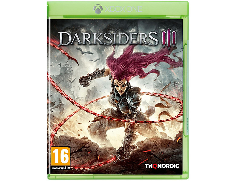 thq nordic xbox one darksiders 3