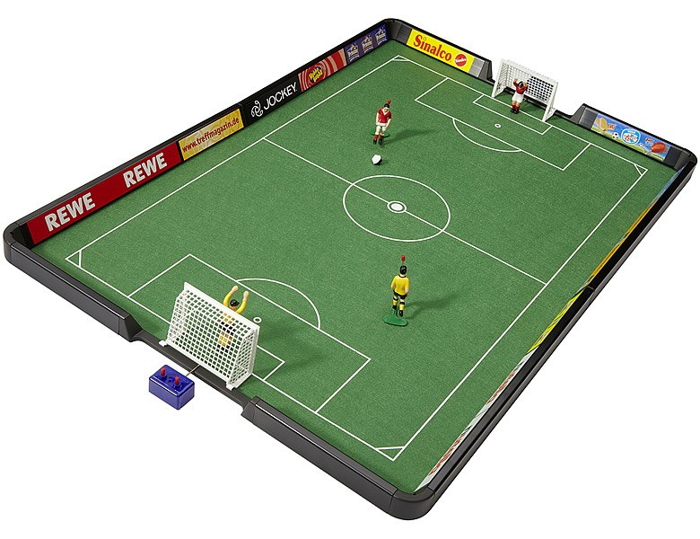 tipp kick cup spielfeld mit bande kicker tischfussball. Black Bedroom Furniture Sets. Home Design Ideas