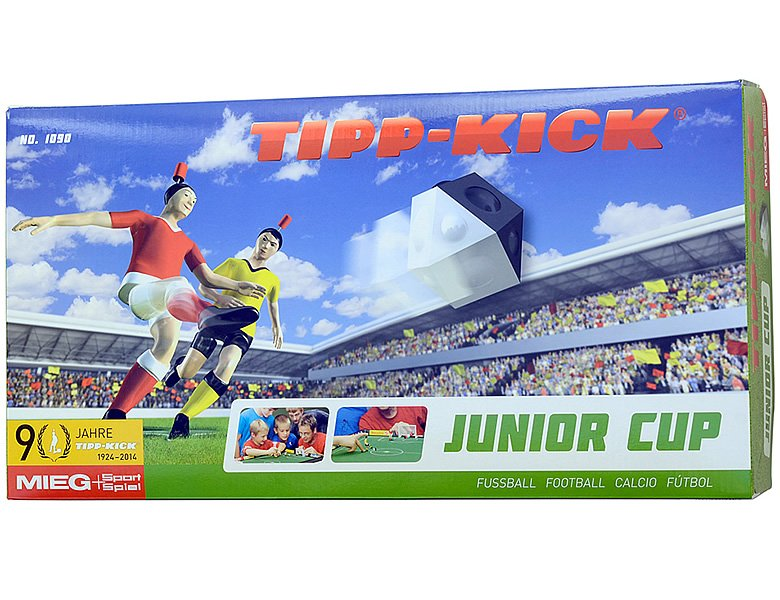 tipp kick junior cup set kicker tischfussball. Black Bedroom Furniture Sets. Home Design Ideas