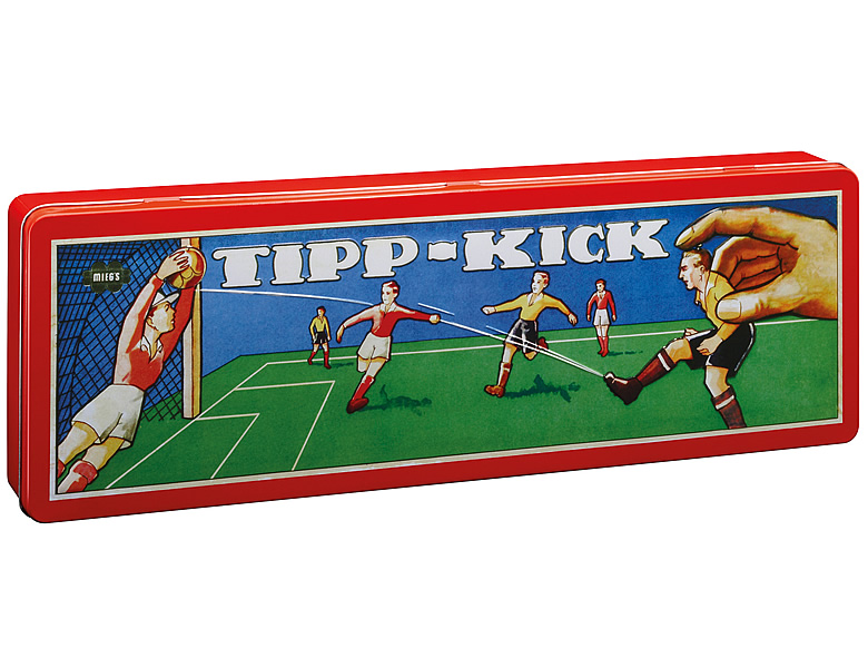 Tipp-Kick Starter Sets 85 Jahre Retro Edition
