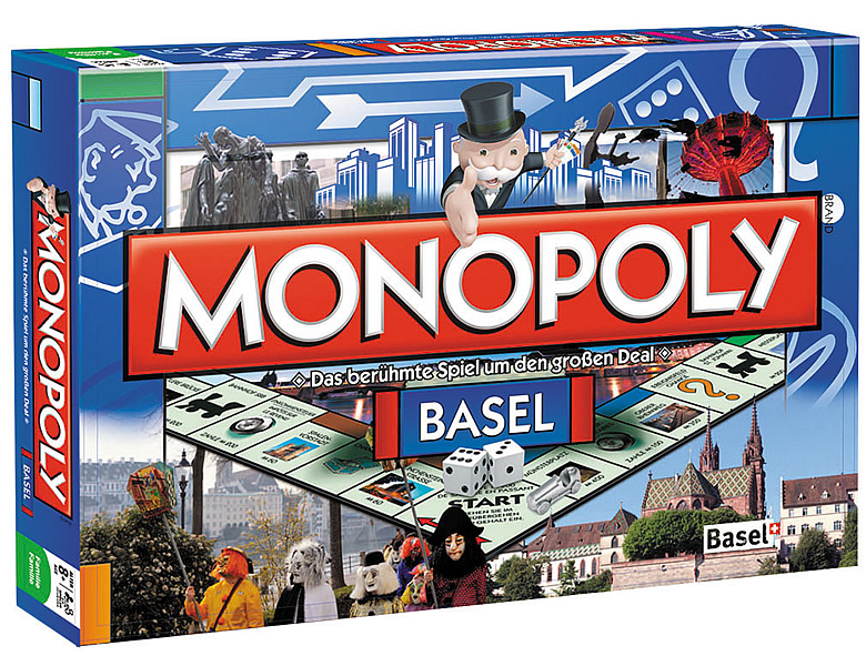 Winning Moves Monopoly Basel