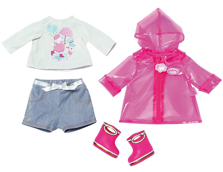 Zapf Baby Annabell® Deluxe Strick Kleidung & Accessoires Babypuppen & Zubehör