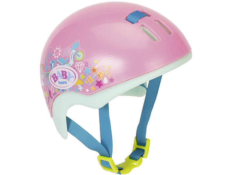 Zapf Creation Baby Born Play & Fun Fahrradhelm