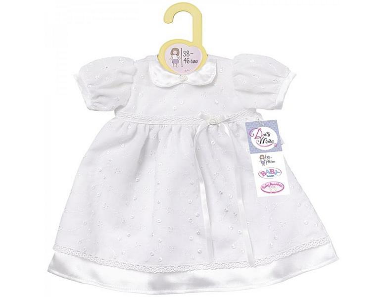 Puppen & Zubehör Babypuppen & Zubehör Dolly Moda Jeanskleid 38-46 cmPuppenkleid für Puppengröße von 38 bis 46 cm